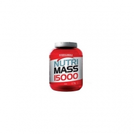Nutrimass Muscle Booster  Strawberry 3kg