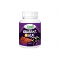 Guarana with Acai  60 Pills