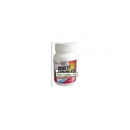 Multicomplex Multivitamins 90 Pills