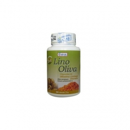 Flaxseedoil and Oliveoil  1g  100 Pills