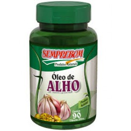 Garlic oil 90 pills