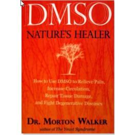 DMSO Buch von Dr.Morton