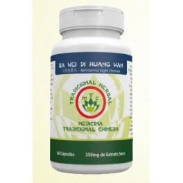 Ba Wei Di Huang Wan  60 capsules  350mg