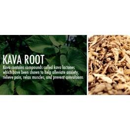 Kava Kava (Piper methysticum) 120 Capsules 300mg