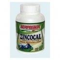 Zinc, Magnesia and Calcium 90  capsulas 500mg