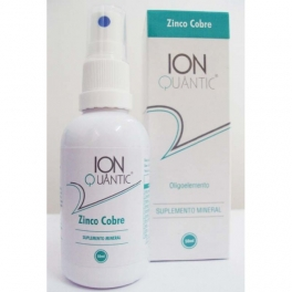 Zinc - Copper Oligotherapy Spray